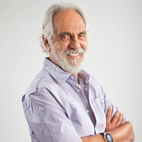Comedian, Director, Actor & Activist, Tommy Chong