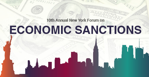 New York Economic Sanctions Forum Dec. 10-11 I New York City, NY