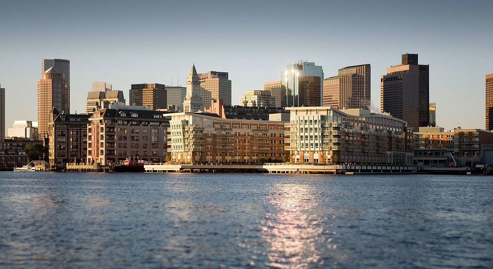 Waterfront Hotel On Boston Harbor